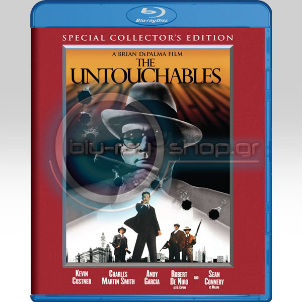 THE UNTOUCHABLES Special Collector's Edition - �� ���������� Special Collector's Edition (BLU-RAY)