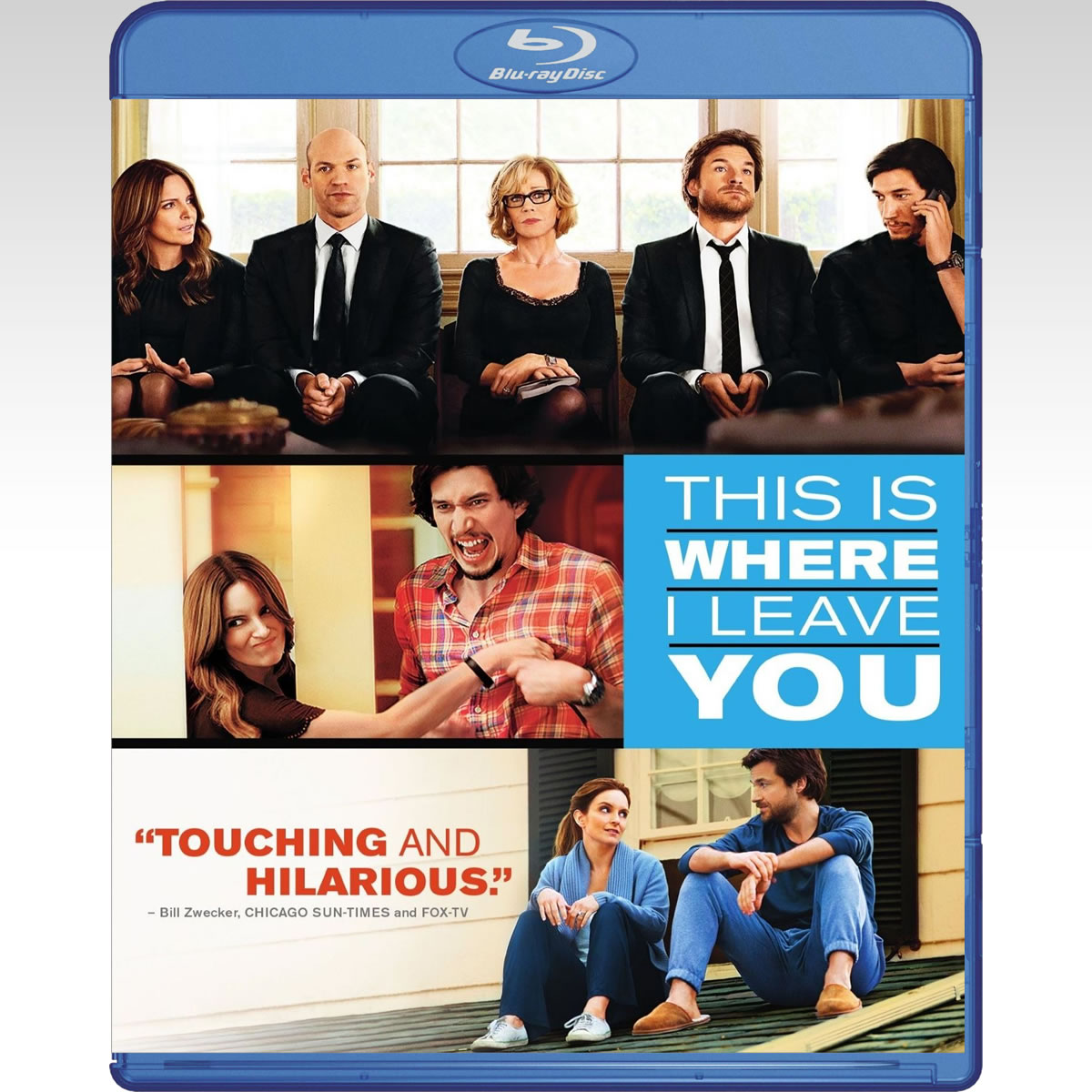 THIS IS WHERE I LEAVE YOU - ΝΑ ΖΗΣΟΥΜΕ ΝΑ ΤΟΝ ΘΥΜΟΜΑΣΤΕ (BLU-RAY)