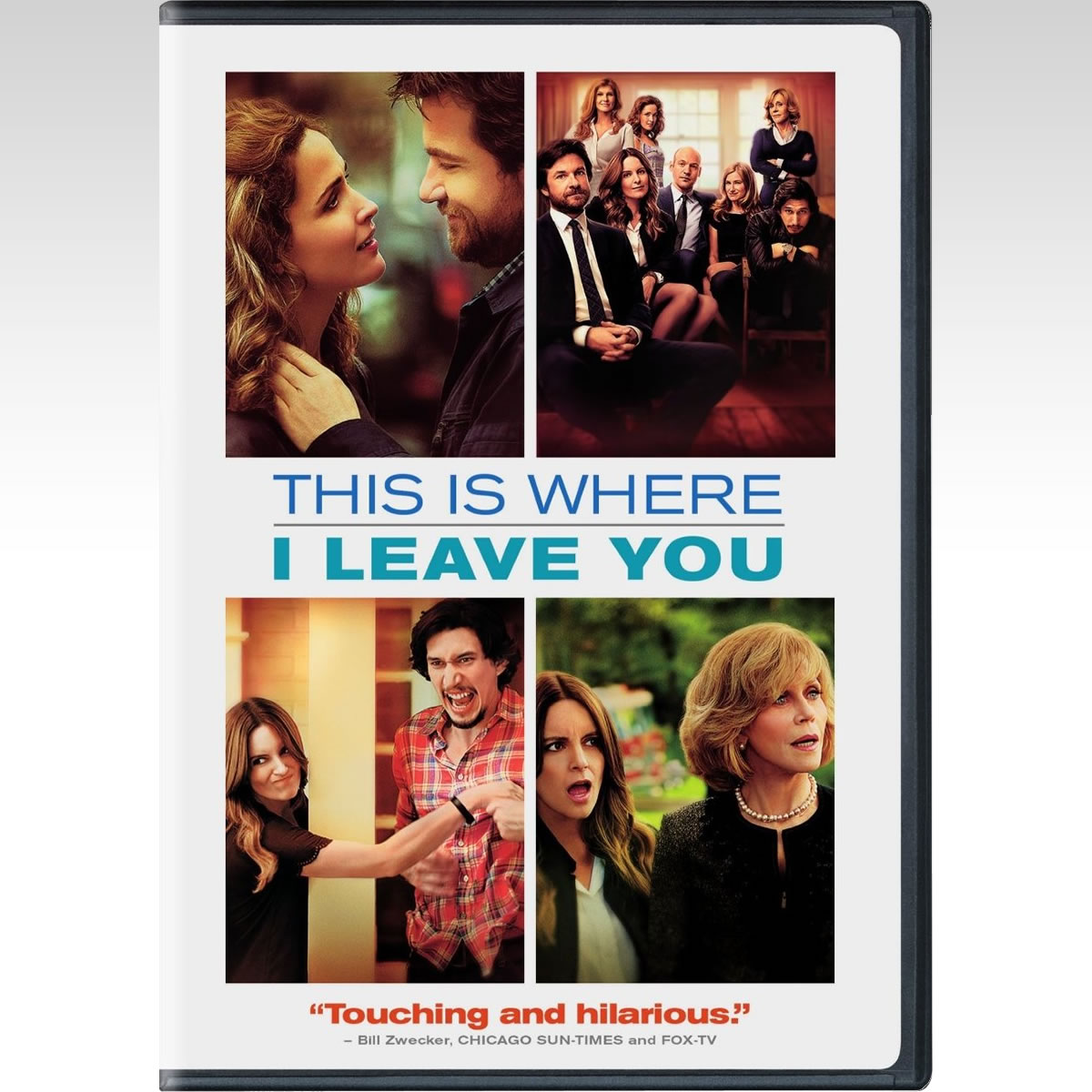 THIS IS WHERE I LEAVE YOU - �� ������� �� ��� ��������� (DVD)