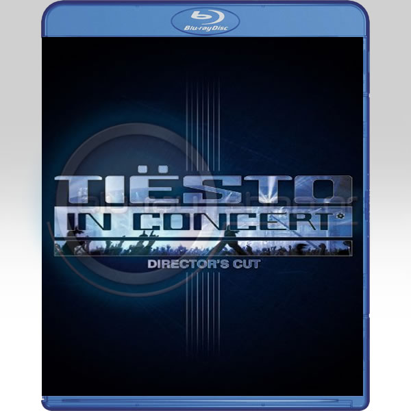 TIESTO IN CONCERT - DIRECTOR'S CUT (BLU-RAY)