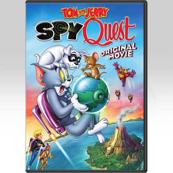 TOM AND JERRY: SPY QUEST -  TOM AND JERRY: �������� ������������ (DVD)