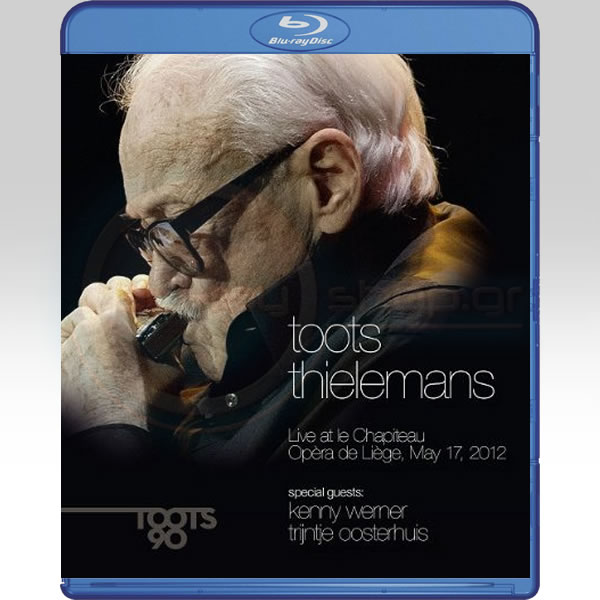 TOOTS THIELEMANS : LIVE AT LE CHAPITEAU (BLU-RAY)