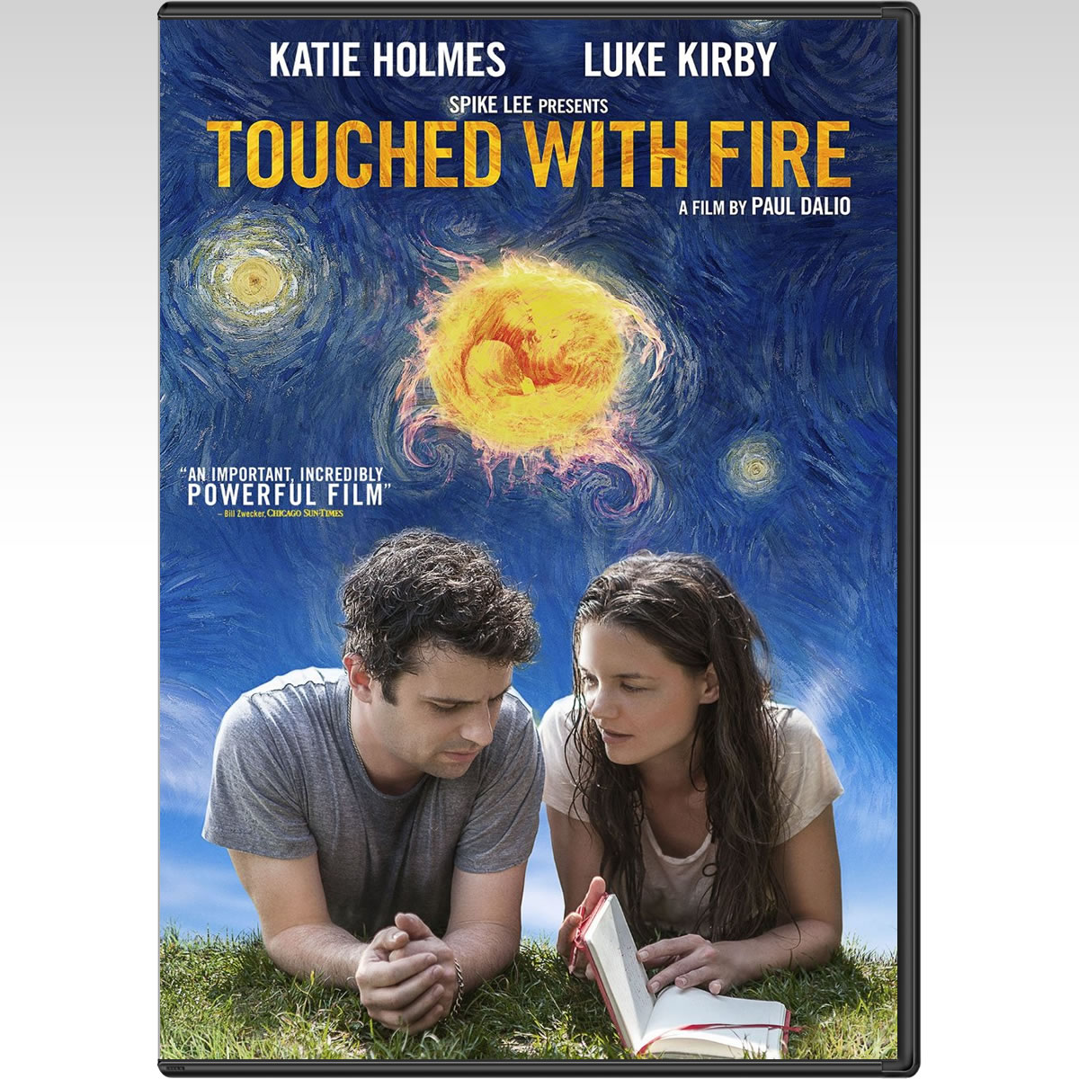 TOUCHED WITH FIRE - ΤΑ ΔΥΟ ΠΡΟΣΩΠΑ ΤΟΥ ΕΡΩΤΑ (DVD)