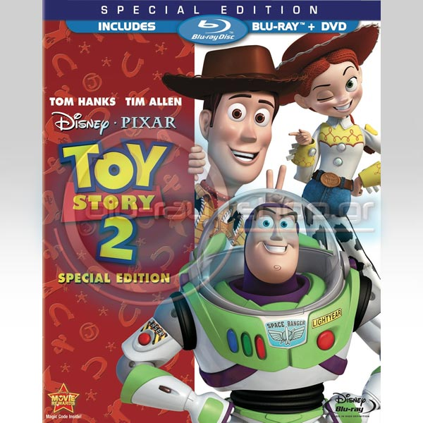 TOY STORY 2 S.E. - � ������� ��� ���������� 2 (BLU-RAY)