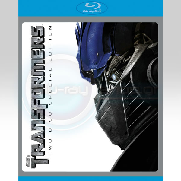 TRANSFORMERS 2-DISC SPECIAL EDITION (2 BLU-RAYs)