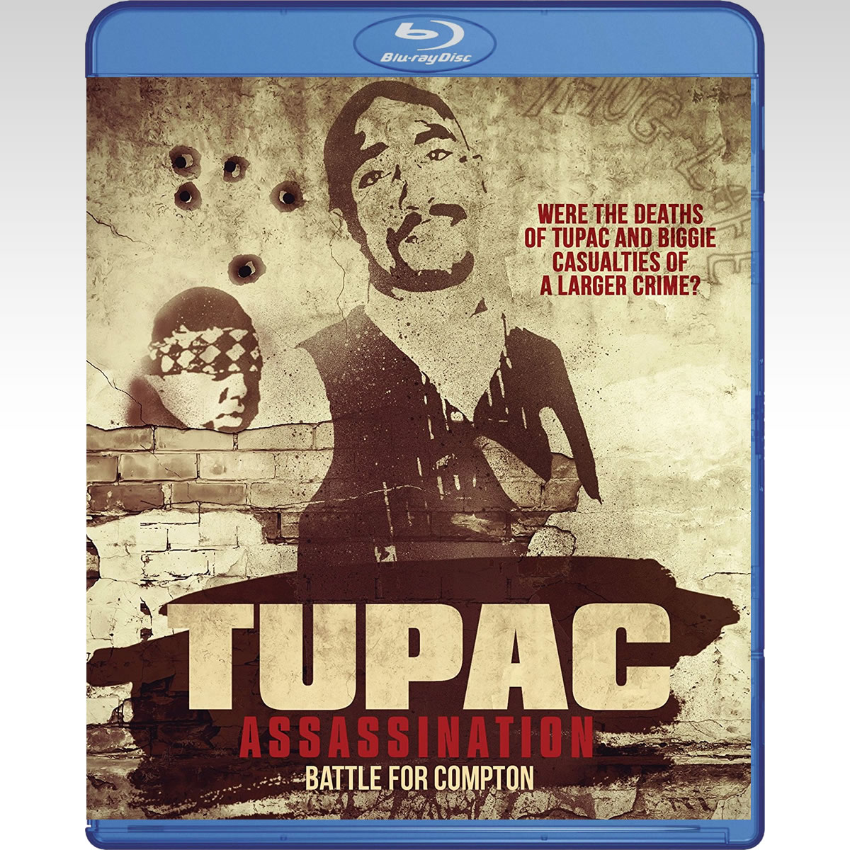 TUPAC - ASSASSINATION III: BATTLE FOR COMPTON (BLU-RAY)