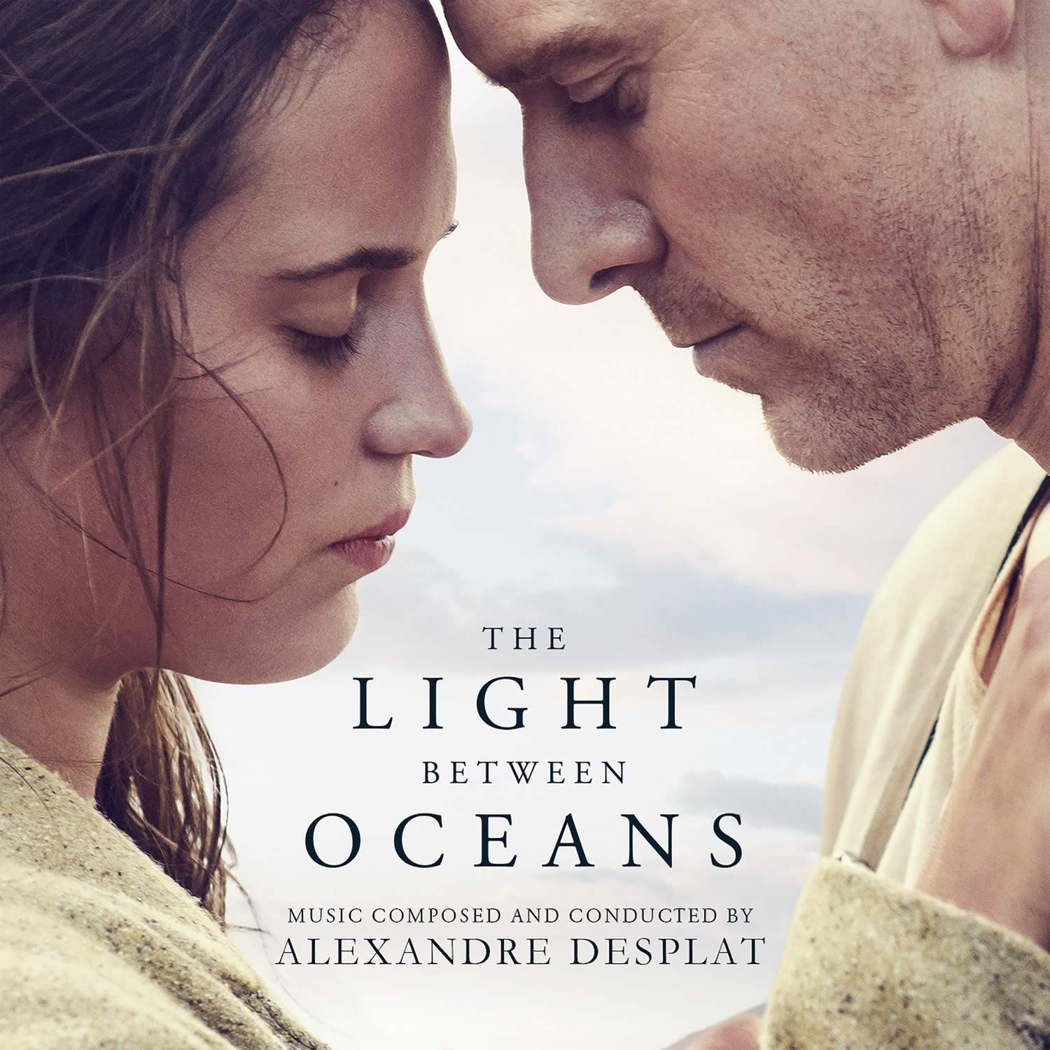 THE LIGHT BETWEEN OCEANS - THE ORIGINAL MOTION PICTURE SOUNDTRACK (AUDIO CD)