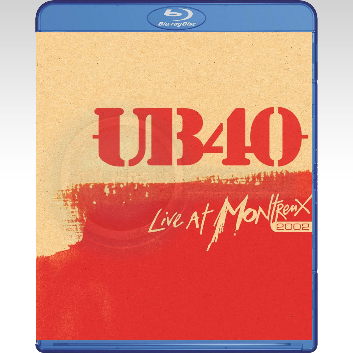 UB40: LIVE AT MONTREUX 2002 (BLU-RAY)
