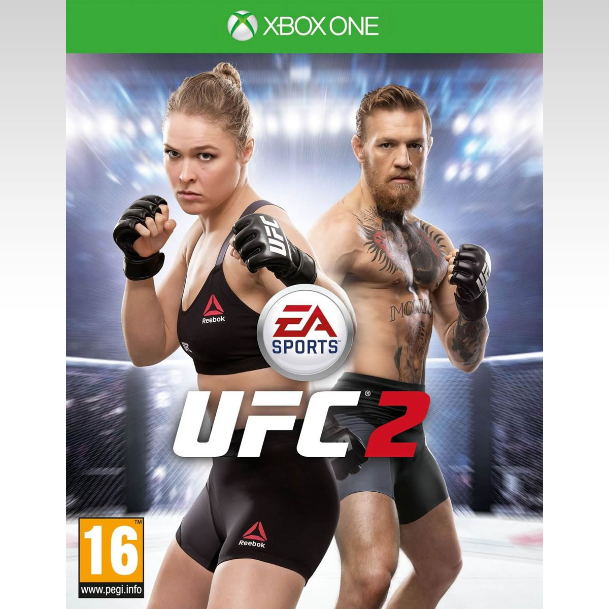 UFC 2 - ULTIMATE FIGHTING CHAMPIONSHIP 2 (XBOX ONE)