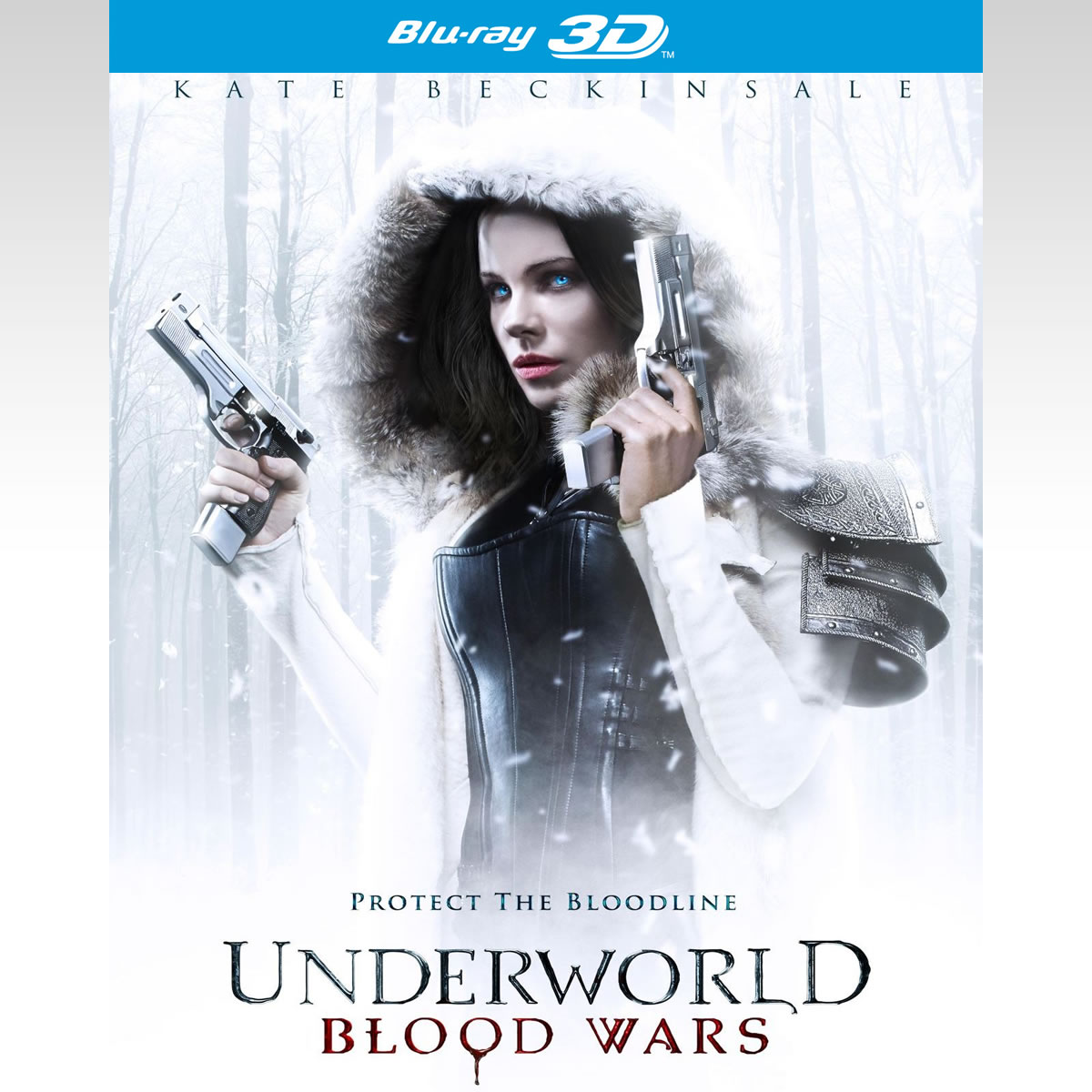 UNDERWORLD: BLOOD WARS 3D - UNDERWORLD: Η ΑΙΜΑΤΟΧΥΣΙΑ 3D (BLU-RAY 3D/2D)