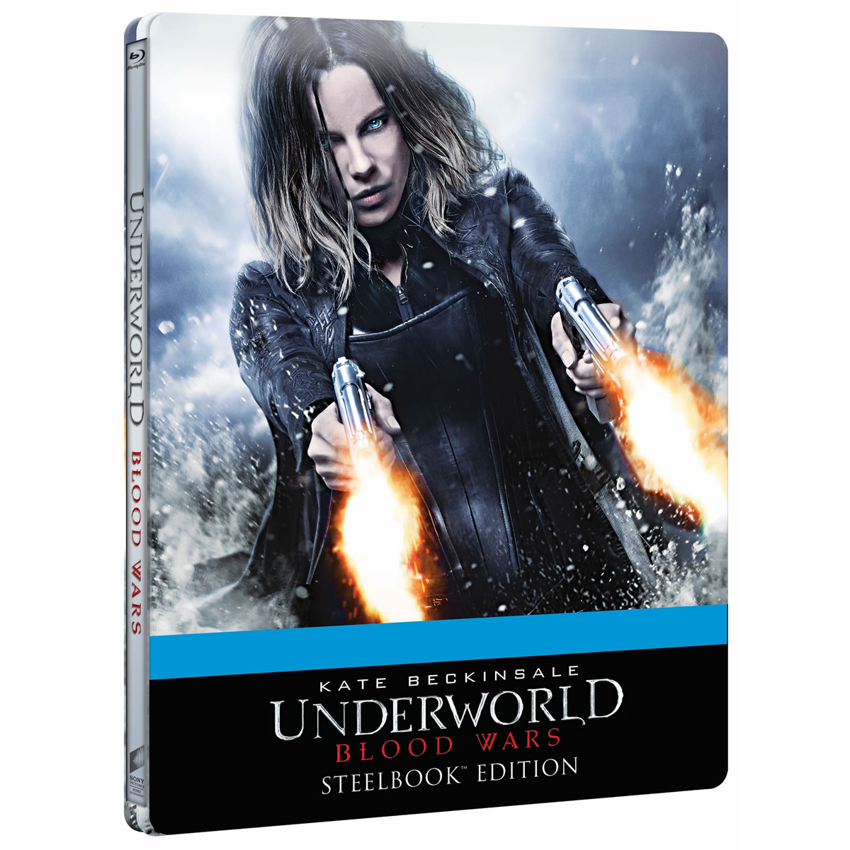 UNDERWORLD: BLOOD WARS 3D Limited Edition Steelbook [Imported] (BLU-RAY 3D + BLU-RAY)