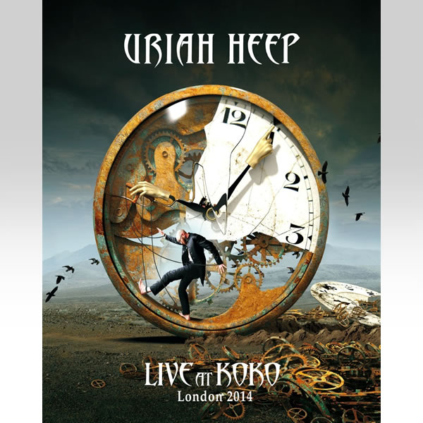 URIAH HEEP: LIVE AT KOKO LONDON 2014 (BLU-RAY)