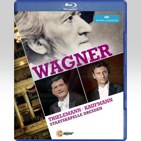 WAGNER: SEMPEROPER (BLU-RAY)