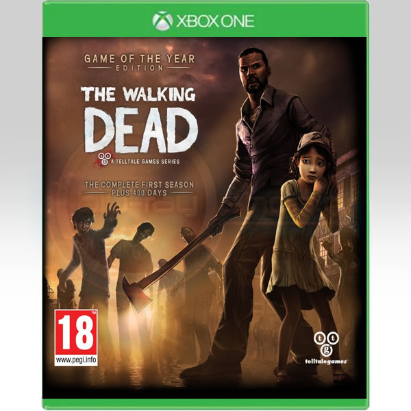 THE WALKING DEAD: SEASON ONE - GAME OF THE YEAR EDITION (XBOX ONE)