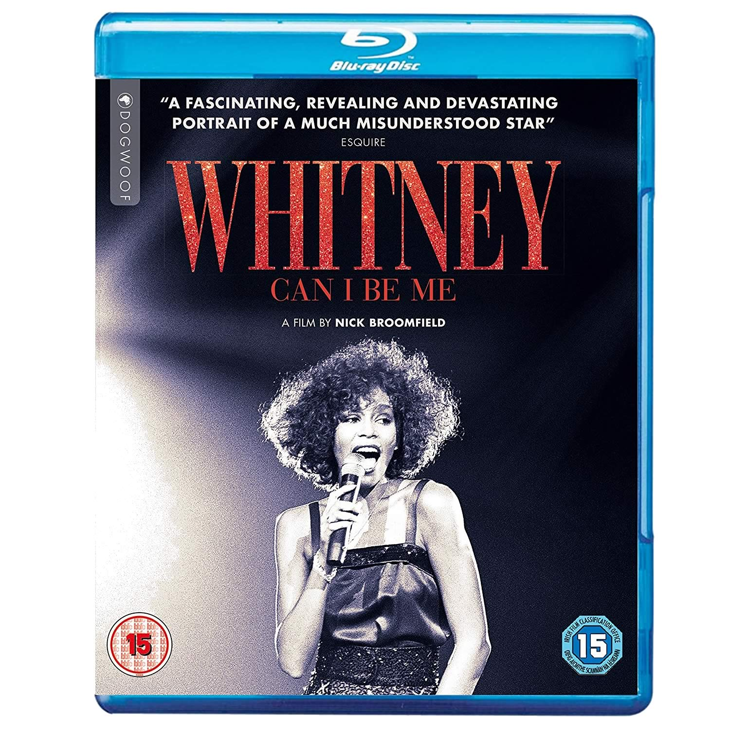 WHITNEY: CAN I BE ME (BLU-RAY)
