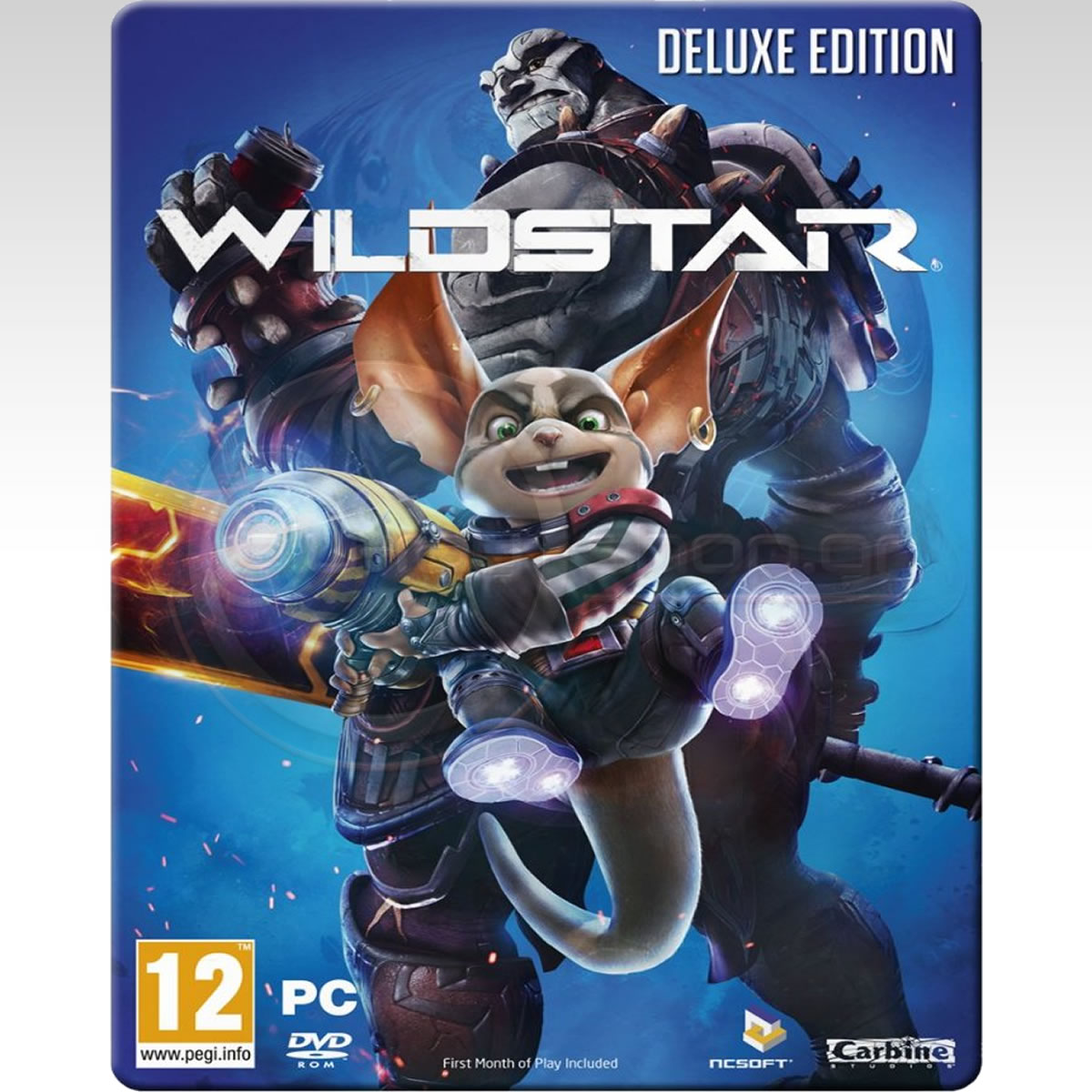 WILDSTAR DELUXE Steelbook (PC)
