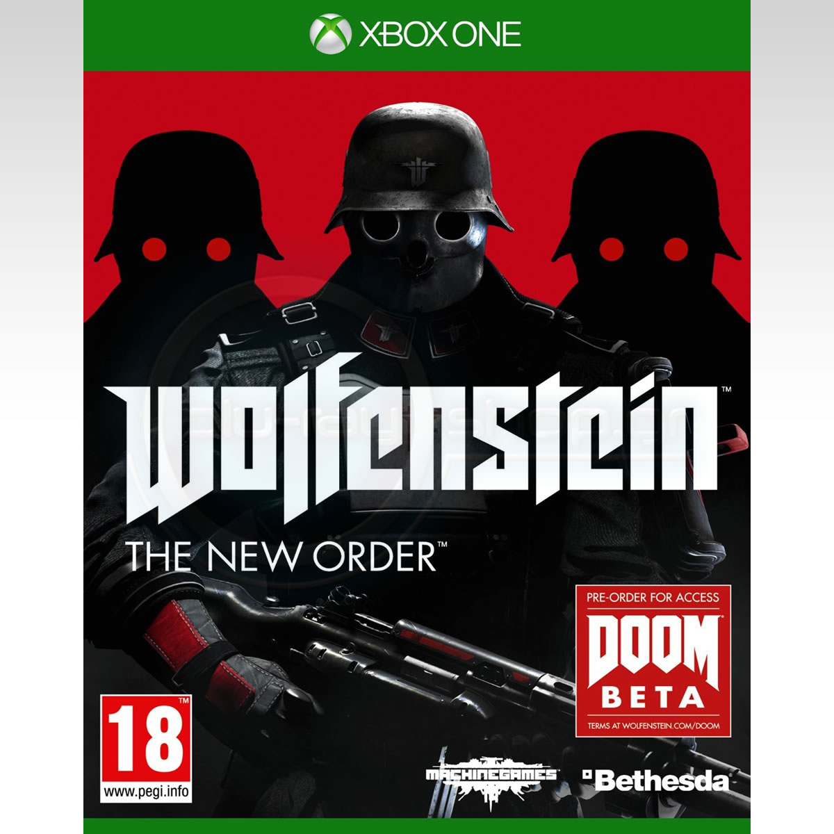 WOLFENSTEIN: NEW ORDER (XBOX ONE)