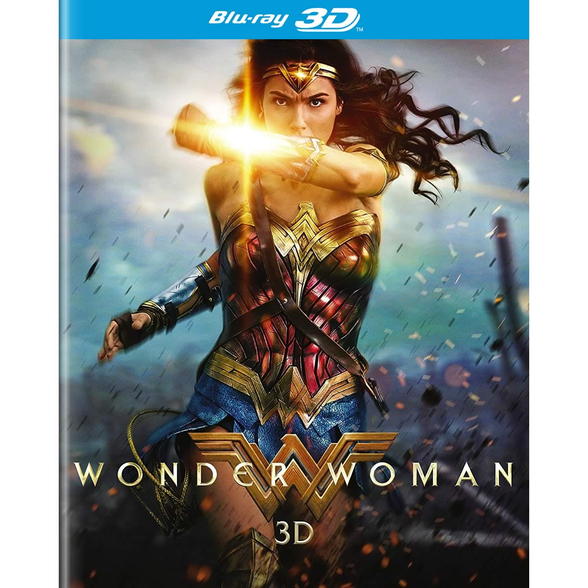 WONDER WOMAN 3D (BLU-RAY 3D/2D)