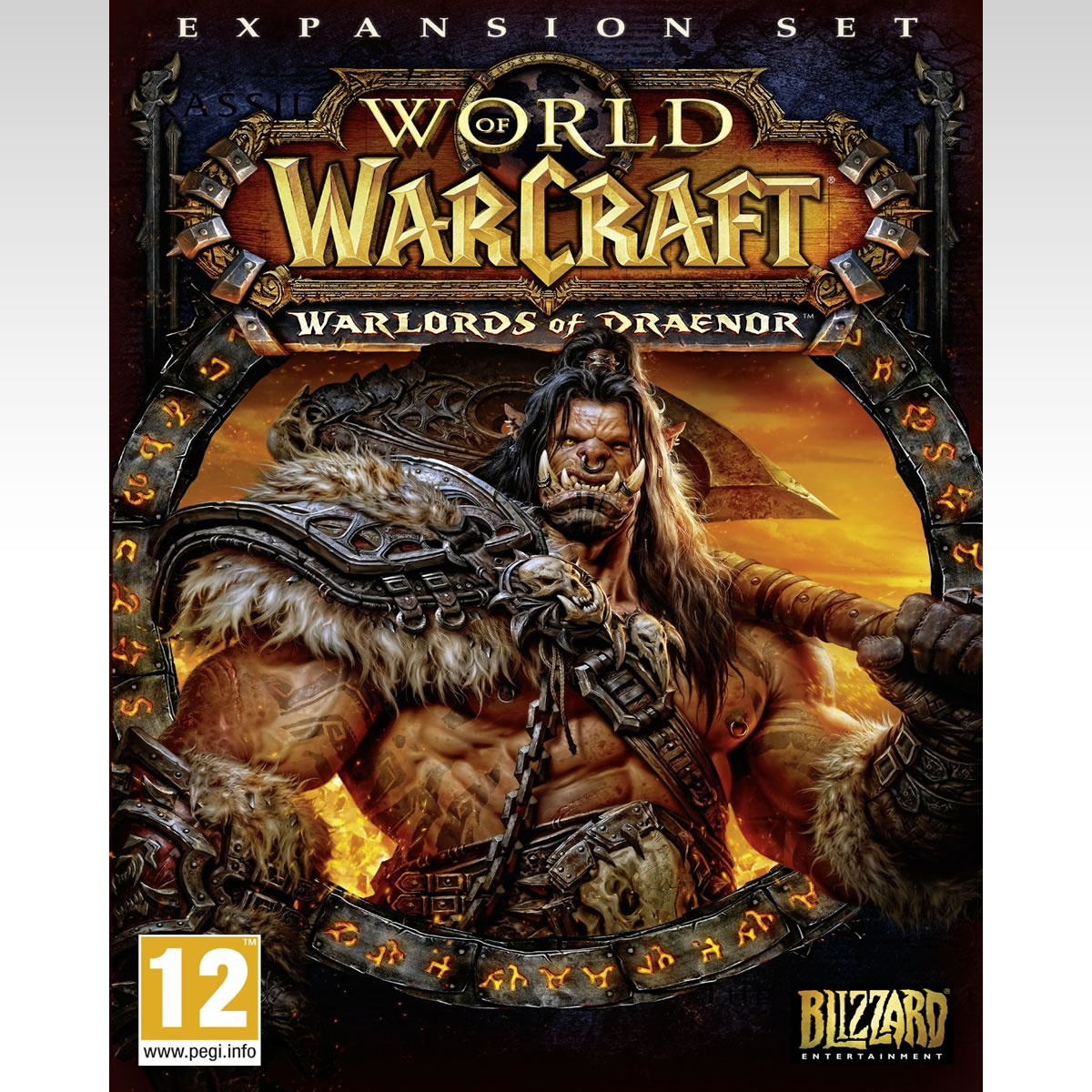 WORLD OF WARCRAFT: WARLORDS OF DRAENOR - EXPANSION SET (PC)