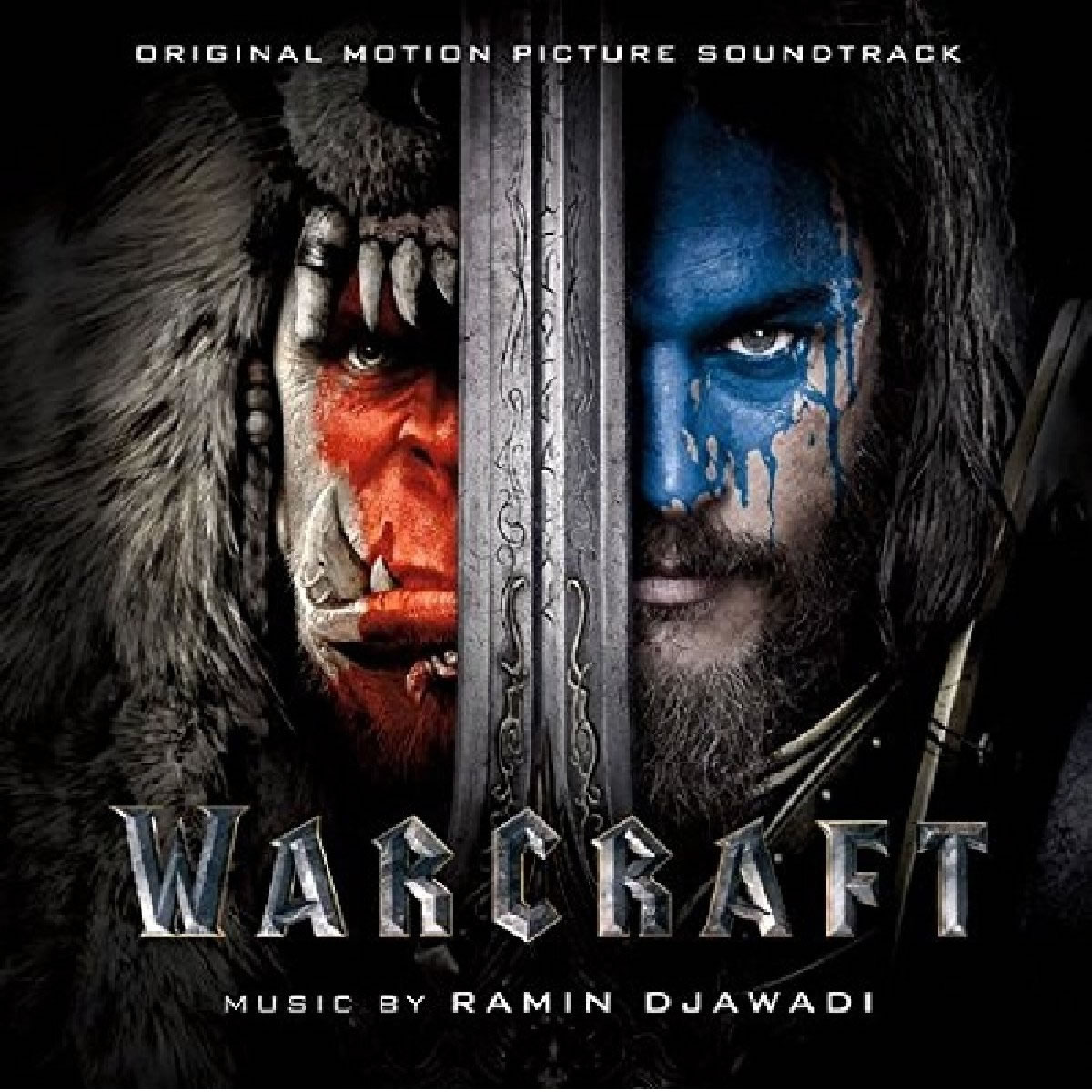 WARCRAFT - ORIGINAL MOTION PICTURE SOUNDTRACK (AUDIO CD)
