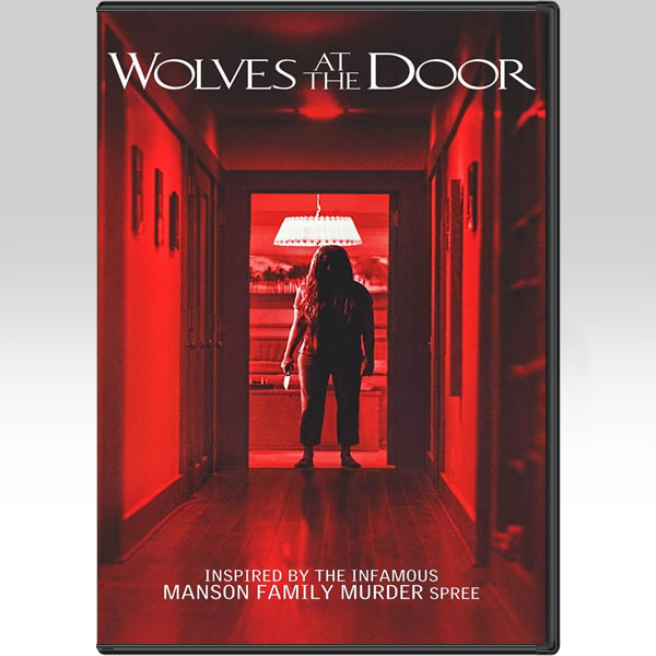 WOLVES AT THE DOOR - ΠΡΟΣΟΧΗ ΚΙΝΔΥΝΟΣ (DVD)