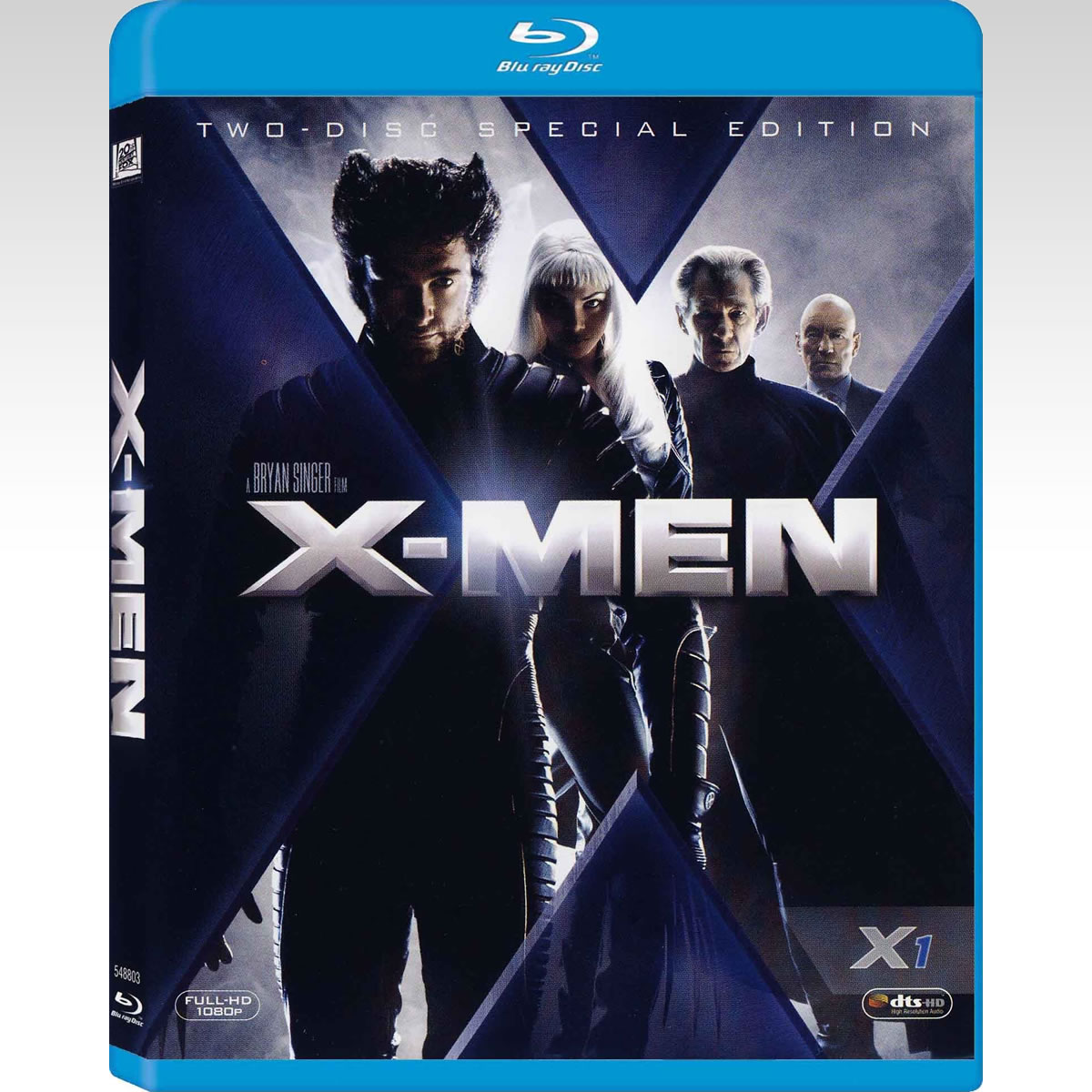 X-MEN Special Edition (2 BLU-RAY)