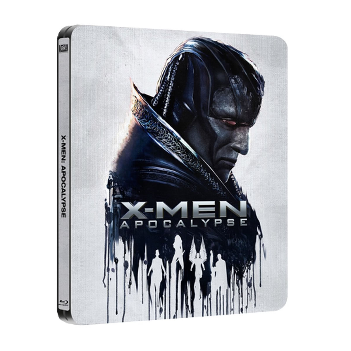 X-MEN: APOCALYPSE 3D - X-MEN: ΑΠΟΚΑΛΙΨ 3D Limited Edition Steelbook (BLU-RAY 3D + BLU-RAY)