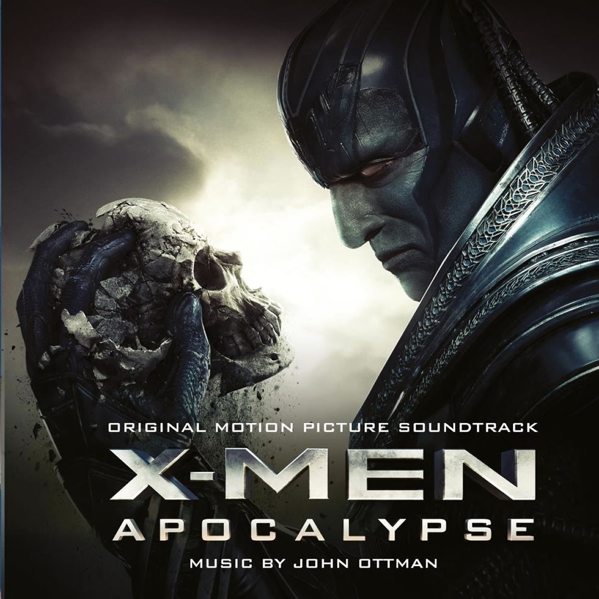 X-MEN: APOCALYPSE - THE ORIGINAL MOTION PICTURE SOUNDTRACK (AUDIO CD)
