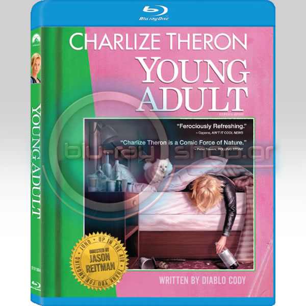 YOUNG ADULT - ������� ����� (BLU-RAY)