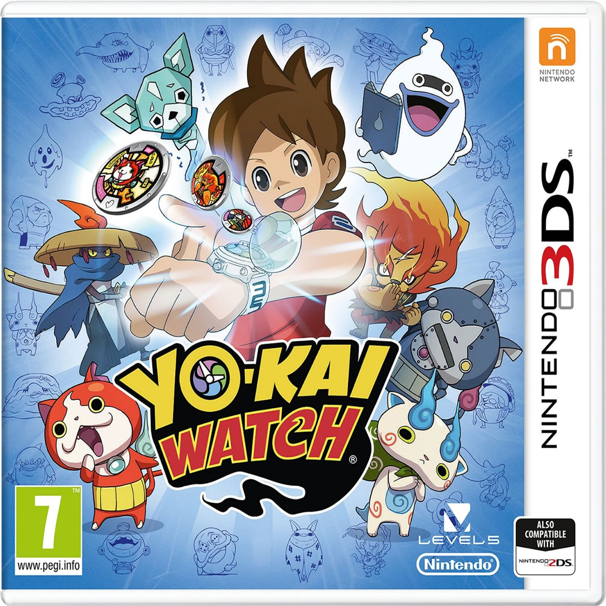 YO-KAI WATCH (3DS, DS)