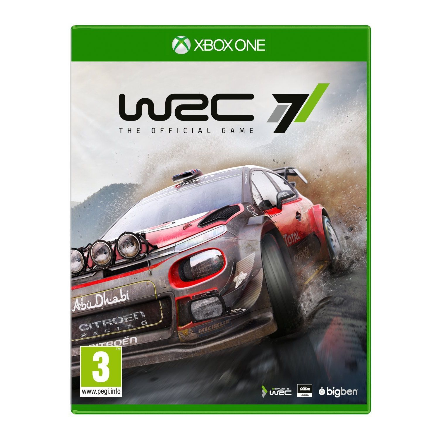 WRC 7 - THE OFFICIAL GAME (XBOX ONE)