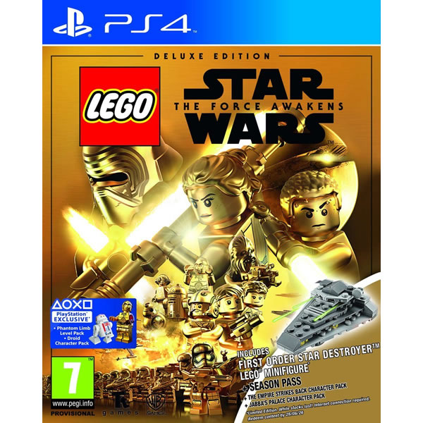 LEGO STAR WARS: THE FORCE AWAKENS - Deluxe Edition (PS4)