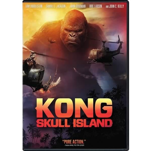 Amazoncom Kong Skull Island 4K UHD BD Bluray Tom