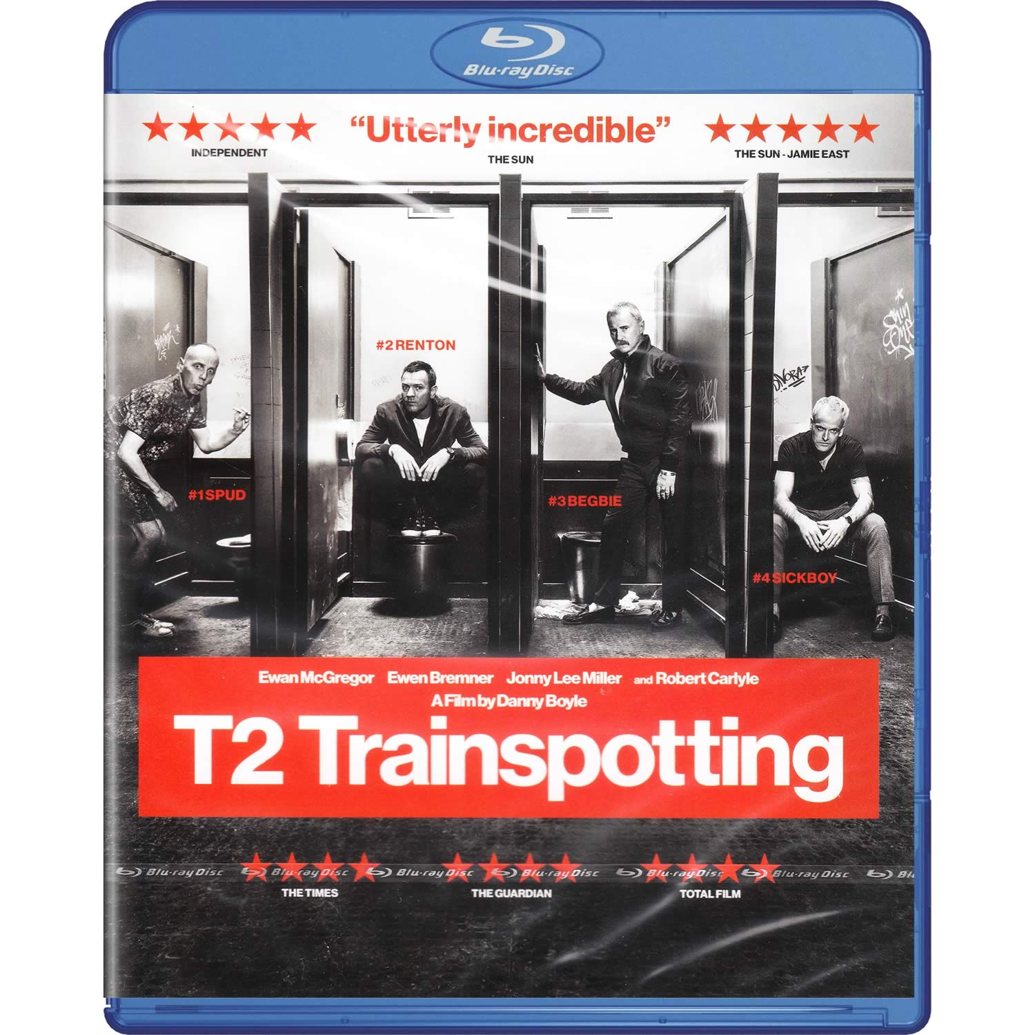 T2 TRAINSPOTING (BLU-RAY)