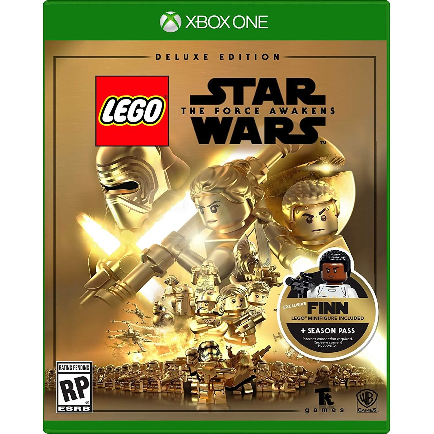 LEGO STAR WARS: THE FORCE AWAKENS - Deluxe Edition (XBOX ONE)