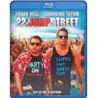 22 JUMP STREET (BLU-RAY) ***SONY EXCLUSIVE***