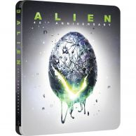 ALIEN Theatrical Cut & Director's Cut - ΑΛΙΕΝ: Ο ΕΠΙΒΑΤΗΣ ΤΟΥ ΔΙΑΣΤΗΜΑΤΟΣ Theatrical Cut & Director's Cut [ΜΕ ΕΛΛΗΝΙΚΟΥΣ ΥΠΟΤΙΤΛΟΥΣ ΣΤΟ BD] 40th Anniversary Limited Edition Steelbook (4K UHD BLU-RAY + BLU-RAY)
