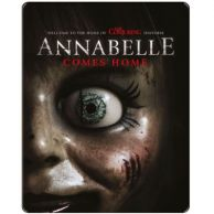 ANNABELLE 3: COMES HOME Limited Edition Steelbook (BLU-RAY)