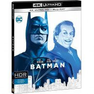 BATMAN [1989] [Imported] (4K UHD BLU-RAY + BLU-RAY)