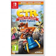 CRASH TEAM RACING NITRO - FUELED - Nitros Oxide Edition (NSW)