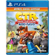 CRASH TEAM RACING NITRO - FUELED - Nitros Oxide Edition (PS4)