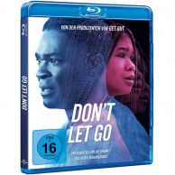 DON'T LET GO [Imported] (BLU-RAY)