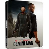 GEMINI MAN Limited Edition Steelbook (BLU-RAY + BLU-RAY BONUS)