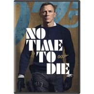 JAMES BOND: NO TIME TO DIE (DVD)