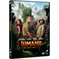 JUMANJI 3: THE NEXT LEVEL (DVD)