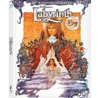 LABYRINTH [4K ReMASTERED] 30th Anniversary Limited Edition Digibook (BLU-RAY)