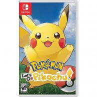 POKEMON LET'S GO: PIKACHU (NSW)