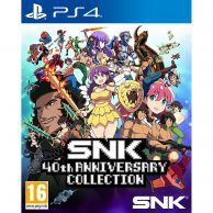 SNK - 40TH ANNIVERSARY COLLECTION (PS4)
