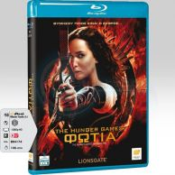 THE HUNGER GAMES: CATCHING FIRE - THE HUNGER GAMES: ΦΩΤΙΑ (BLU-RAY)