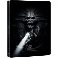 THE MUMMY [2017] 3D+2D Limited Edition Steelbook [Imported] (BLU-RAY 3D + BLU-RAY 2D)